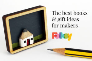The best books for makers… and other nice things to put on your craft wish list