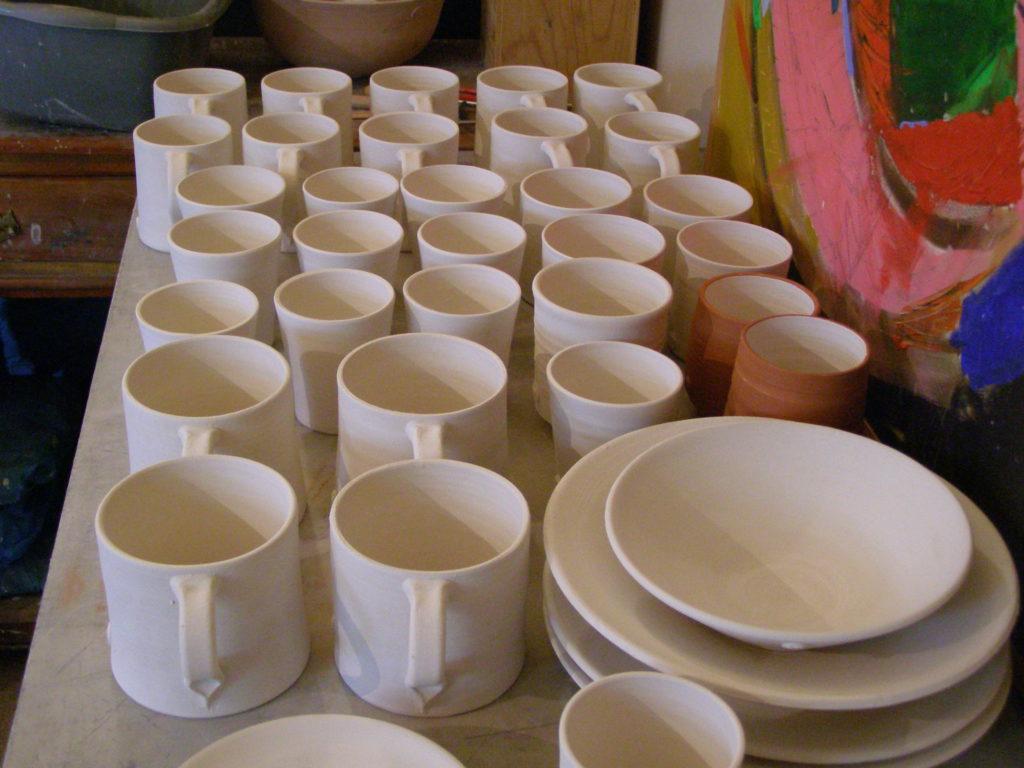 Handmade Pottery, Trawden Pottery