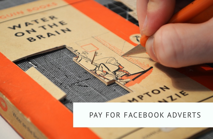 Why pay for Facebook adverts,