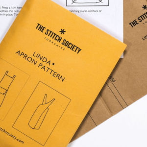 Stitch Society Apron, gifts for makers