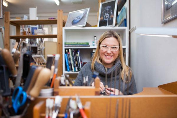 Elizabeth Anne Norris Jewellery, British jewellery designer, jeweller