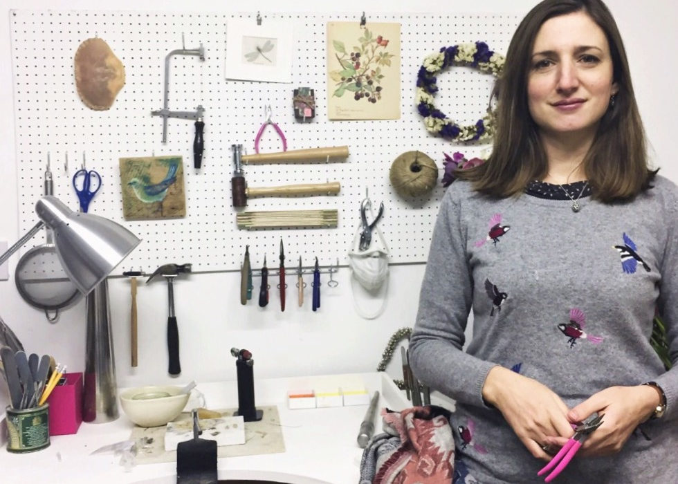 Gracie Flo Jewellery, Gracie Flo, nature inspired jewellery, interview