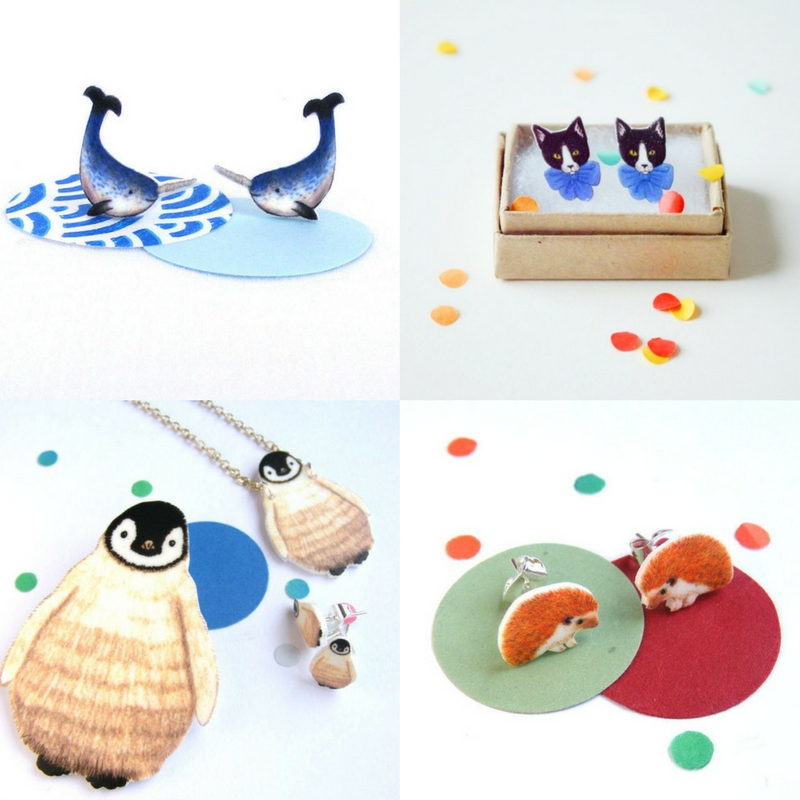 The Catkin Boutique, animal jewellery