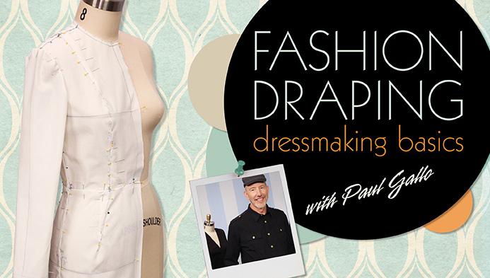 dressmaking lessons online