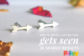 How to write a listing that gets seen in search results