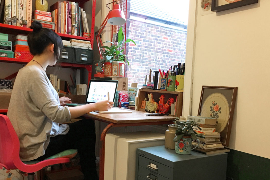 Lydia Meiying, Lydia Meiying illustrator, south-east asian birds, interview, manchester illustrator, Manchester artist,
