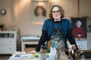 Meet the Maker: artist Judith Logan