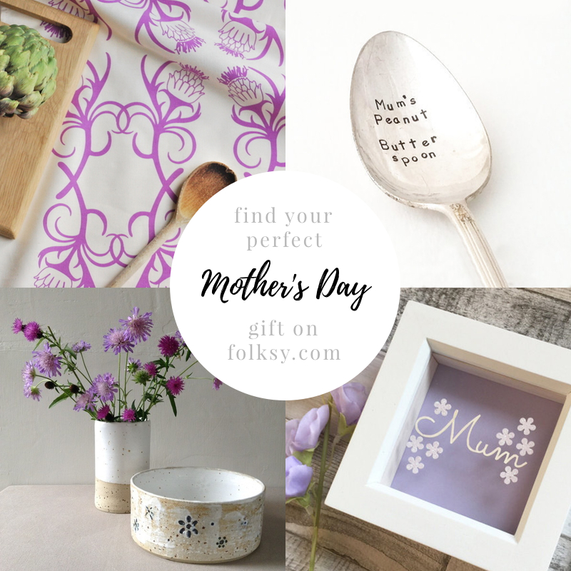 Mother's Day gift ideas, handmade Mother's Day gifts