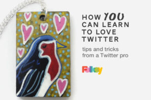 How *you* can learn to love Twitter! Twitter tips from one of the very first tweeters