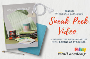 Selling To Shops: Wholesale Catalogue Sneak Peek