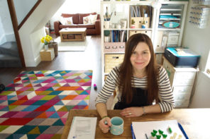 Hofficraft – meet the Welsh illustrator drawing and making in Oxfordshire