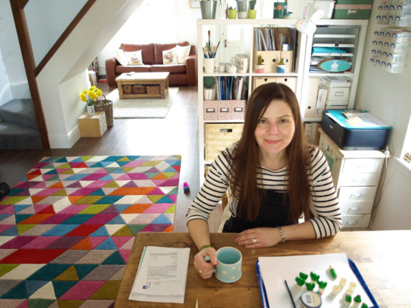 Hofficraft, Welsh illustrator, interview, Amanda Hartley,