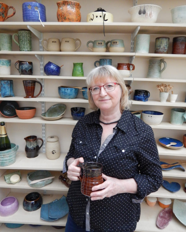 CaractacusPots, Caractacus Pots, handmade mug, british potter, pottery, meetthemaker, meet the maker interview,