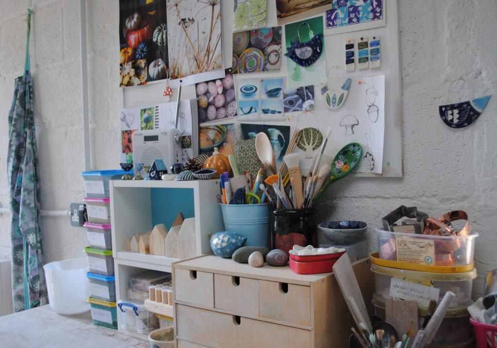 Kath Cooper Ceramics, decorative ceramics, handmade pottery, bird bowls, UK potter, British pottery, British ceramics,