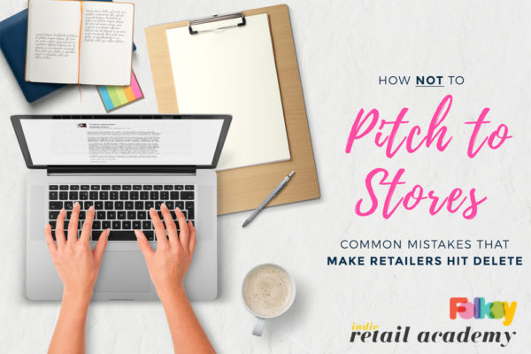 Selling to shops, wholesale advice, Indie Retail Academy, how to pitch, pitch up,