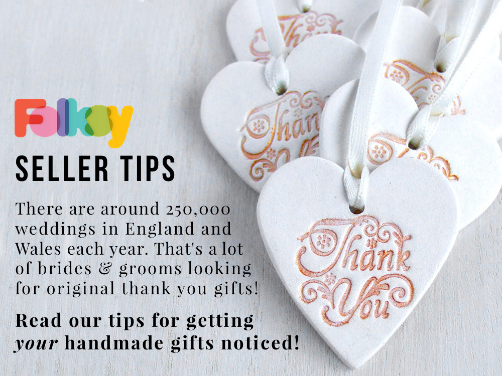 Wedding Thank You Gifts – Opportunities to expand your range of giftware