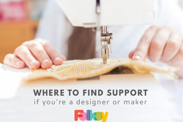 support for designers and makers, help and support for makers, creative business tips,