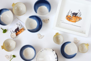Zan and Me – meet the mother and daughter duo creating illustrated ceramics