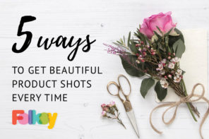 5 ways to achieve consistently great product shots