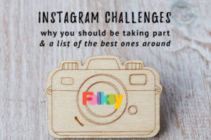 The best Instagram challenges for makers & why you should be taking part