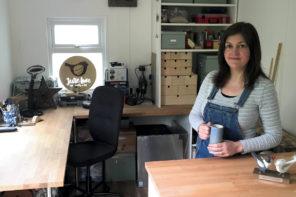 Meet the Maker – Julie Saggerson from Julie Love Little Works of Art