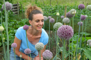 Meet Jane Crick – designer, illustrator, gardener and excellent gift wrapper