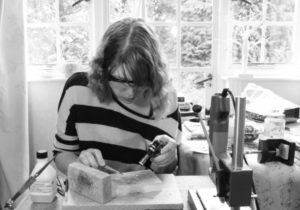 foxes and fables jewellery, amy prout, studio jewellery, Welsh jeweller, handmade jewellery, elegant sterling silver jewellery, jewellery inspired by Welsh countryside, meet the maker, meet the maker interview