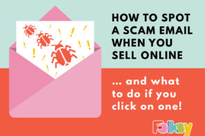 How to spot a scam email when you sell online (and what to do if you click on one)