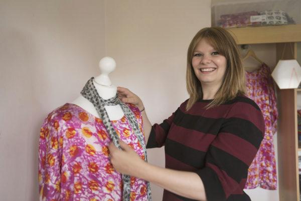scarf designer, Wilful North interview, luxury silk scarves, meet the maker, meet the maker interview,