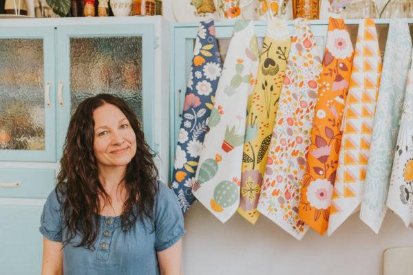 MaggieMagoo Designs, Maggie Magoo, interview, designer, meet the maker, Carole Fenwick,