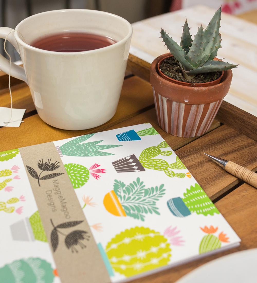 maggie magoo notebook, MaggieMagoo Designs, Maggie Magoo, interview, designer, meet the maker, Carole Fenwick,