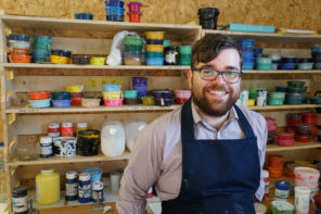 Meet Sheffield printmaker, Benjamin Partridge from The Owlery