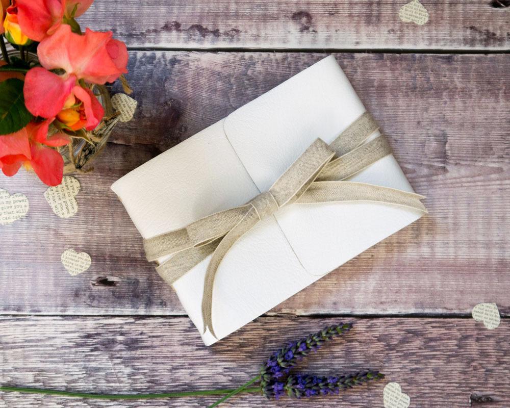 newsletter ideas, wedding guest book, bound, susan green