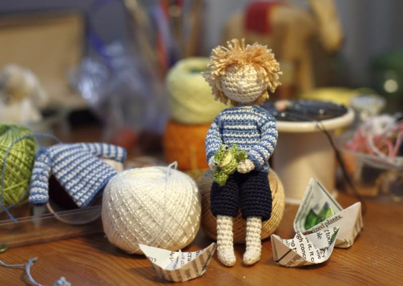 fancy knittles, fancyknittles, miniature crochet, tiny crochet, crochet,