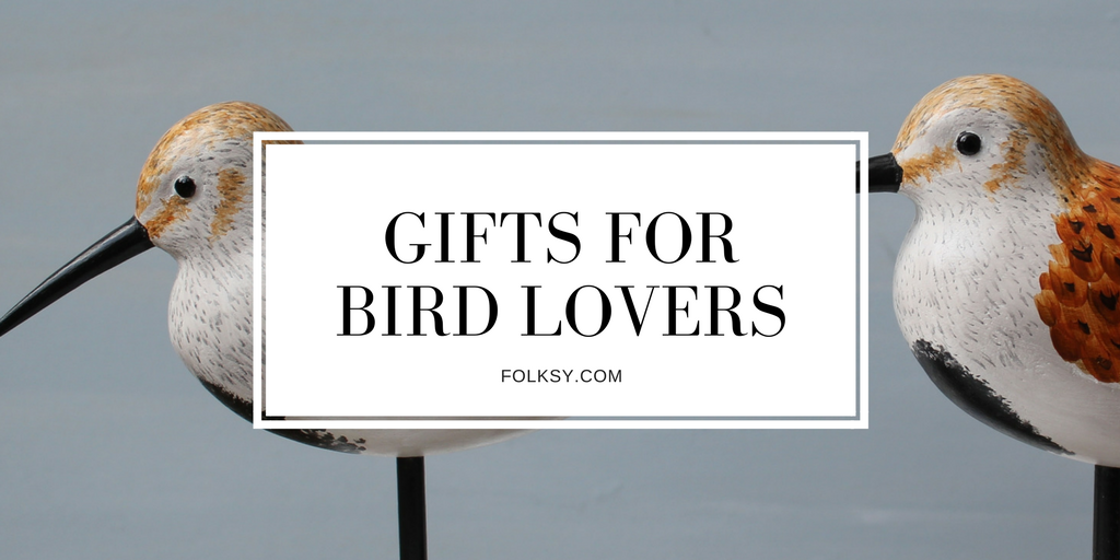 Gifts for bird lovers, gift ideas for bird lovers,