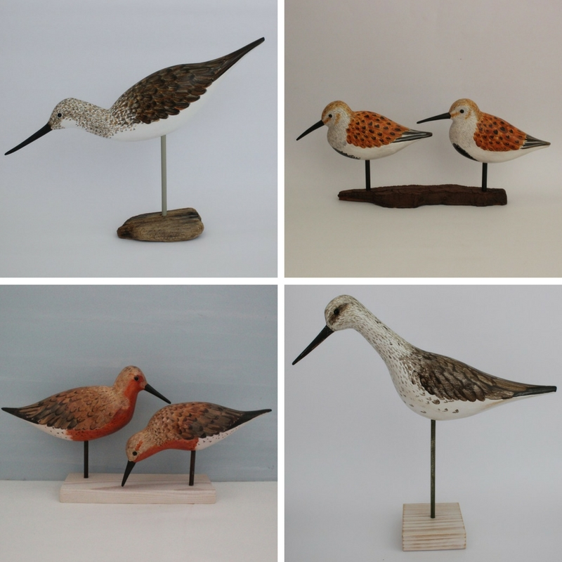 carved birds, hand carved birds, Lee Jenkins, LJ Bird Carving,