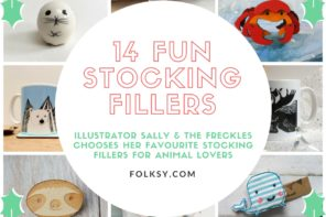 14 fun stocking fillers for animal lovers – chosen by Sally and the Freckles