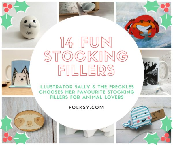 fun stocking fillers, animal stocking fillers, wildlife stocking fillers, best stocking fillers,