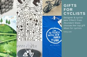 Gift ideas for Cyclists – chosen by Jane from Abundant Glass