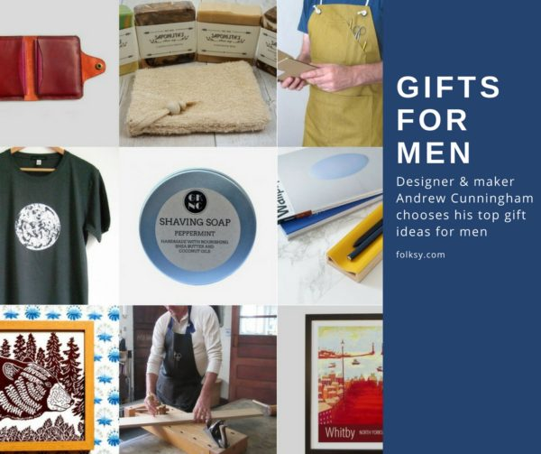 gift ideas for men, best gifts for men, handmade gifts for men, gifts for the boys, uk,