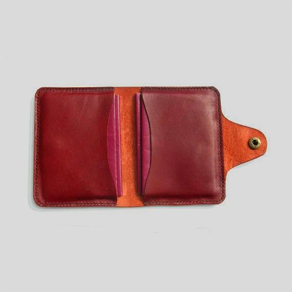 gift ideas for men, leather passport holder, gifts for men,