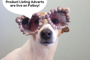 Google Shopping – Product Listing Adverts for Folksy items