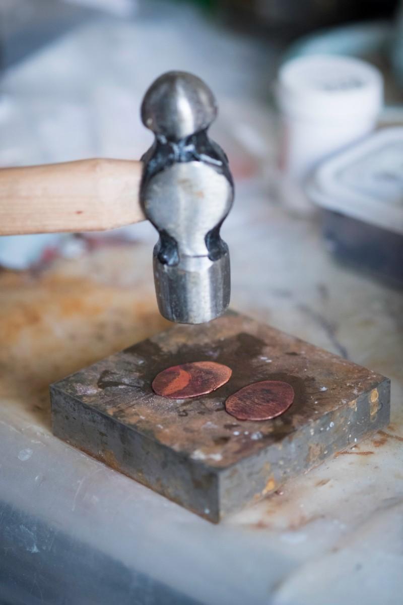 enamel jewellery, Enamel Jewelry, handmade Jewelry, 830 degrees, Justine Nettleton, jewellery making, making enamel jewellery,
