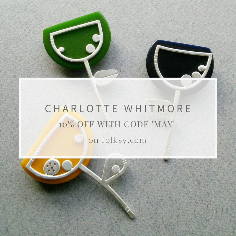 Charlotte Whitmore Jewellery Offer, discount voucher, Charlotte Whitmore Jewellery,