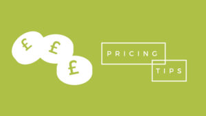 Pricing Tips for designers and makers, pricing tips, sell craft online,