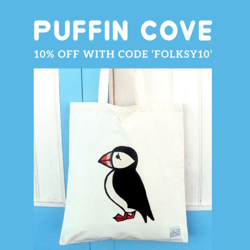 seaside gifts, puffin cove, discount offer,