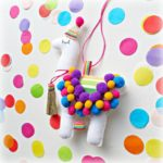 Llama Decoration, Heartfelt Handmade,