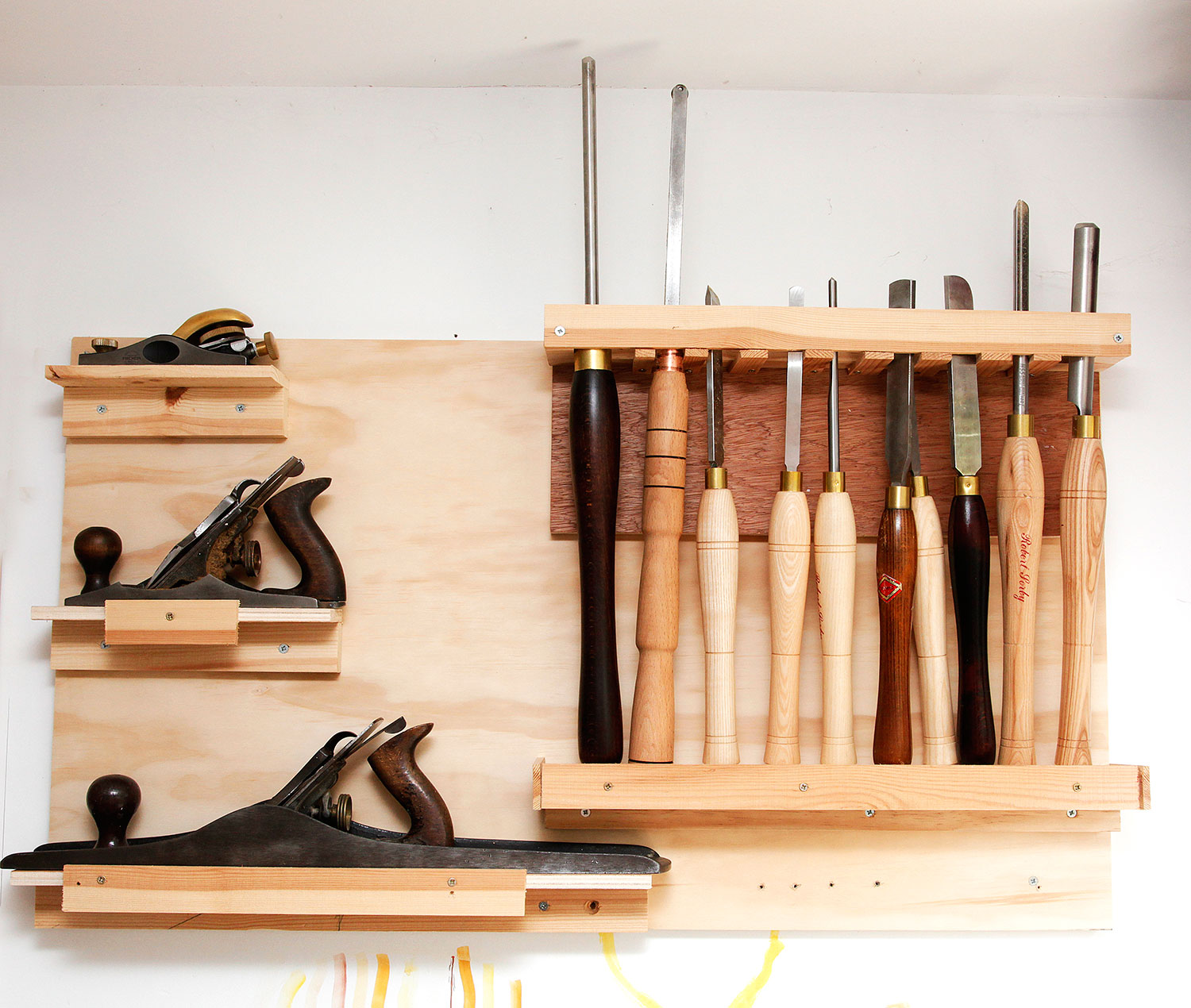 tool rack, what is woodturning, chris short, woodturning tools, woodturning tool rack,