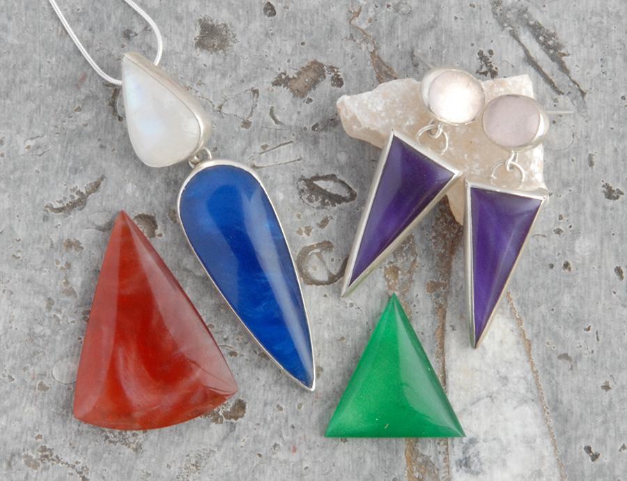 bolwerite jewellery, sasha garrett,