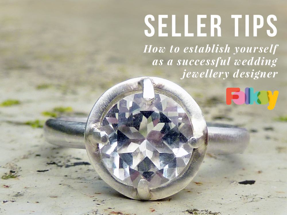 How To Establish Yourself As A Successful Wedding Jewellery Designer